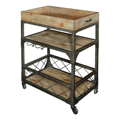 Collin Bar Cart