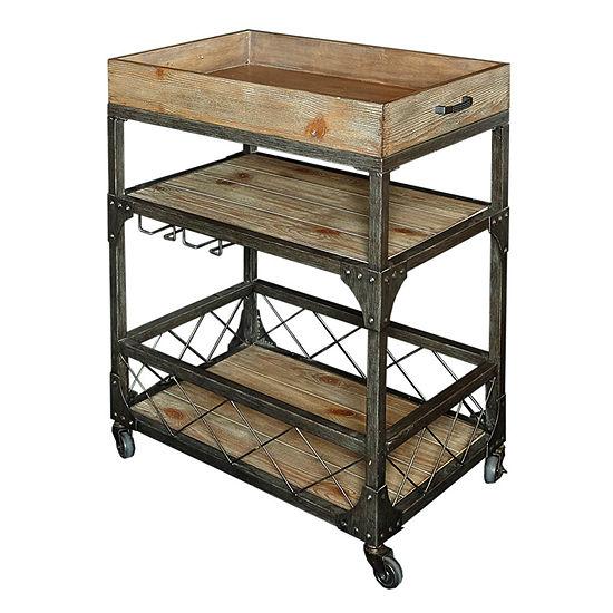 Collin Bar Cart
