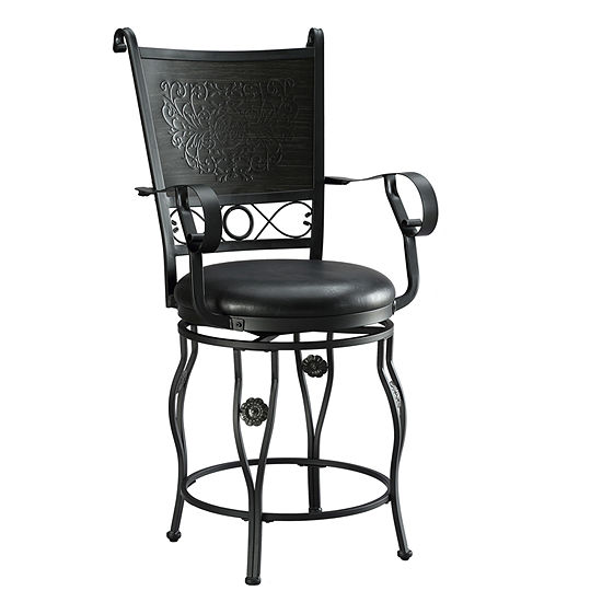 Ellie Big & Tall Counter Stool