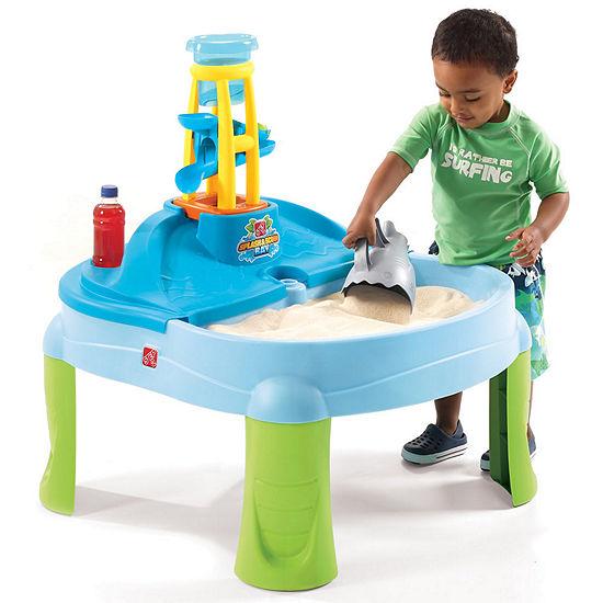 Step2 Splash 'N Scoop Bay Sand & Water Table