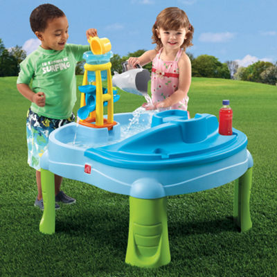 Step2 Splash 'N Scoop Bay Sand & Water Table