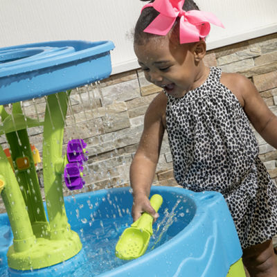 Step2 Summer Showers Splash Tower Water Table