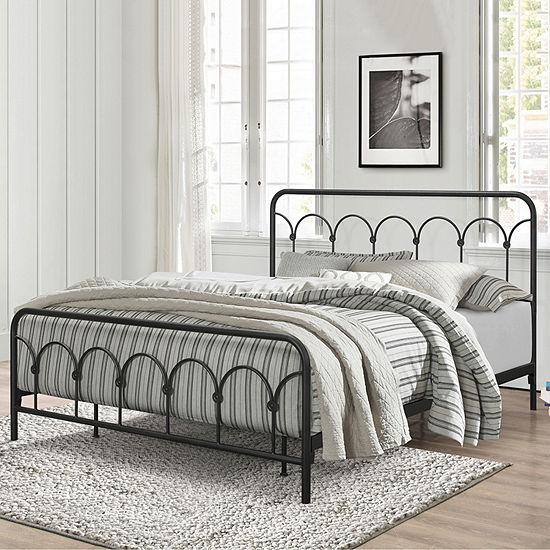 Georgetown Metal Bed