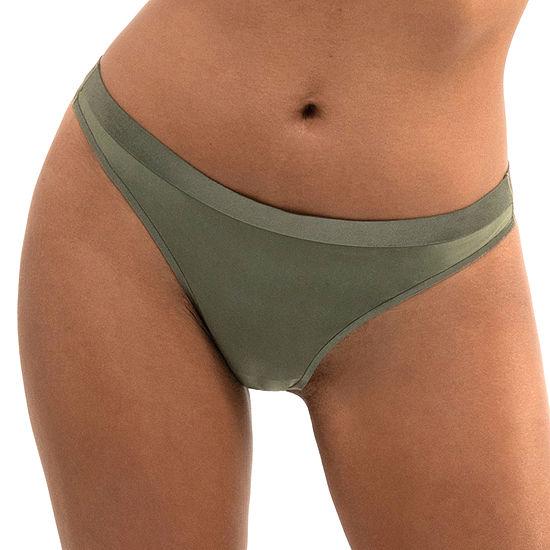 Dorina Jane Microfiber Thong Panty D01281m