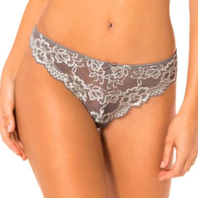 Dorina Lianne Microfiber Thong Panty D17160f