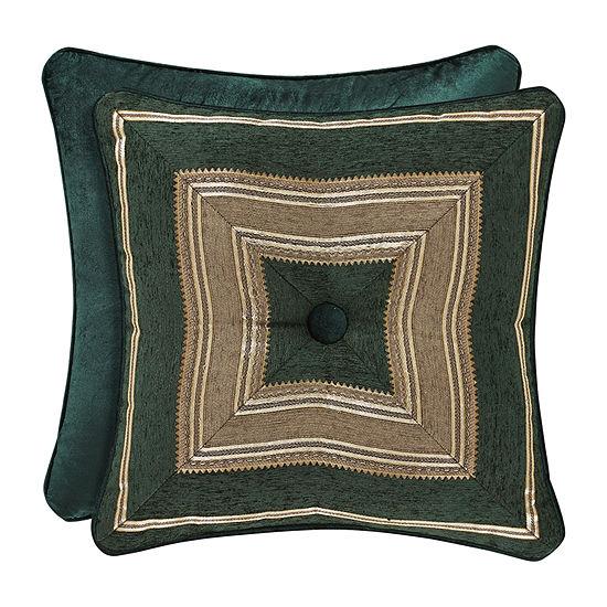 Queen Street Emmett 18x18 Square Throw Pillow