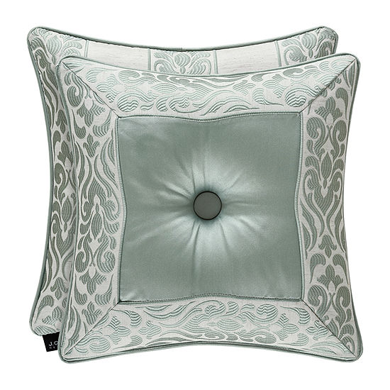 Queen Street Luther Square Throw Pillow