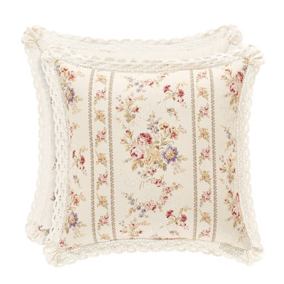 Queen Street Simone 20 Inch Square Throw Pillow