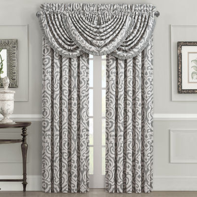 Queen Street Plymouth Rod-Pocket Curtain Panel