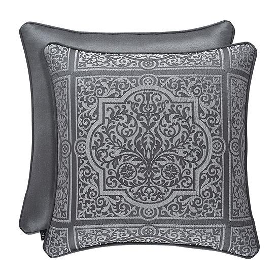 Queen Street Riddell Square Throw Pillow