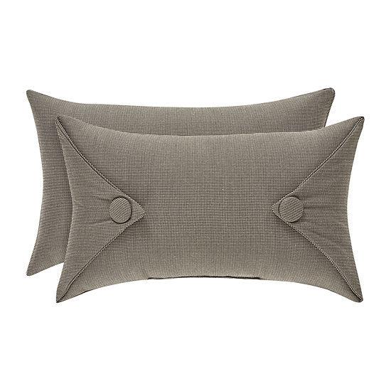 Queen Street Soho Square Throw Pillow