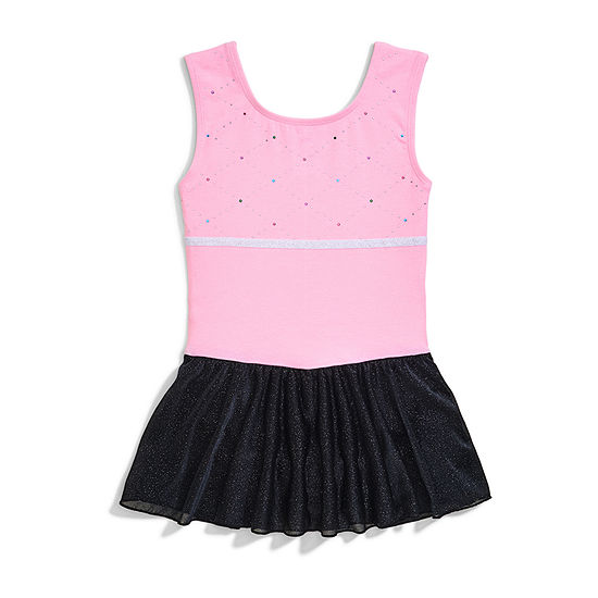 Jacques Moret Sleeveless Dance Dress - Big Kid