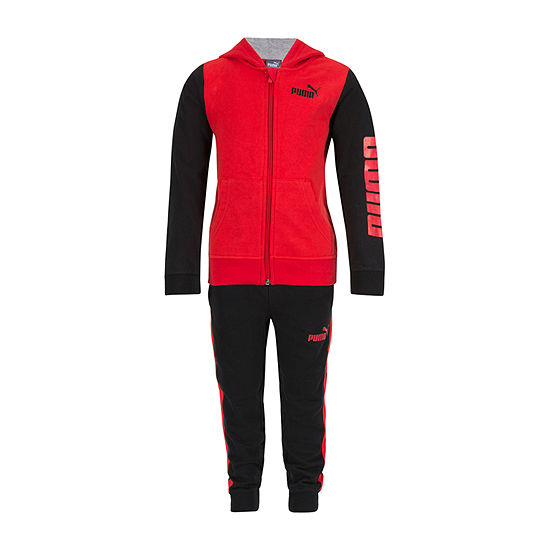 Puma Puma Boys Apparel 2 Pc Pant Set Boys