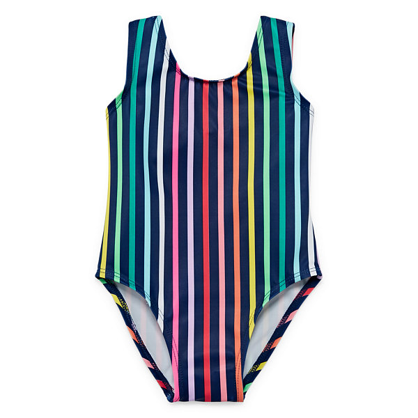 City Streets Girls One Piece Swimsuit Baby
