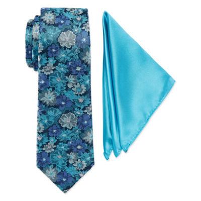 U.S. Polo Assn. U.S. Polo Assn. Floral Tie Set
