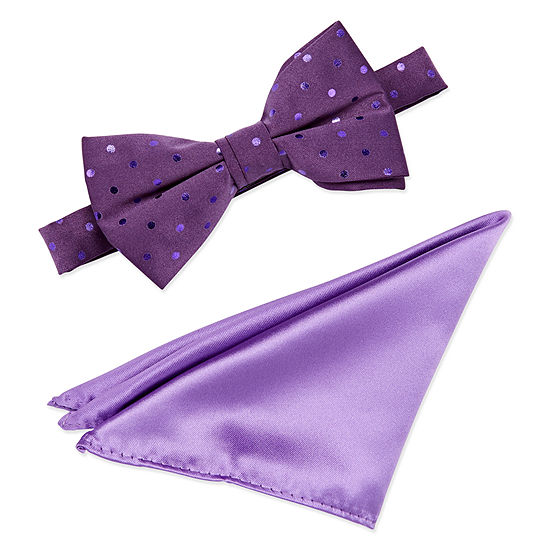 U.S. Polo Assn. U.S. Polo Assn. Dots Bow Tie Set