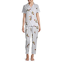aadfbbfc0 Women Capri Pajama Sets Under  20 for Memorial Day Sale - JCPenney