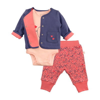 Mac And Moon 3-pc. Pant Set Girls