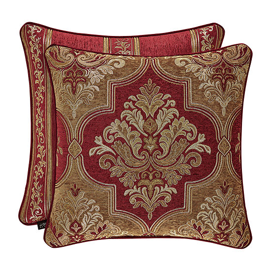 Queen Street Matilda Square Throw Pillow
