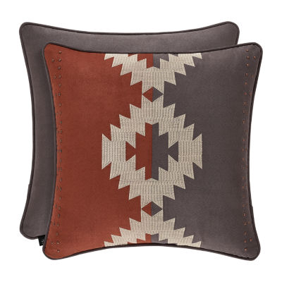 Queen Street Baldwin Square Throw Pillow