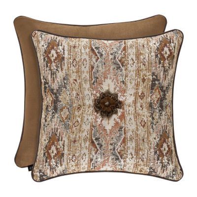 Queen Street Baldwin 20x20 Square Throw Pillow