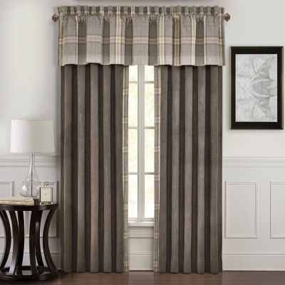 J. Queen New York™ Jamison Rod-Pocket Curtain Panels