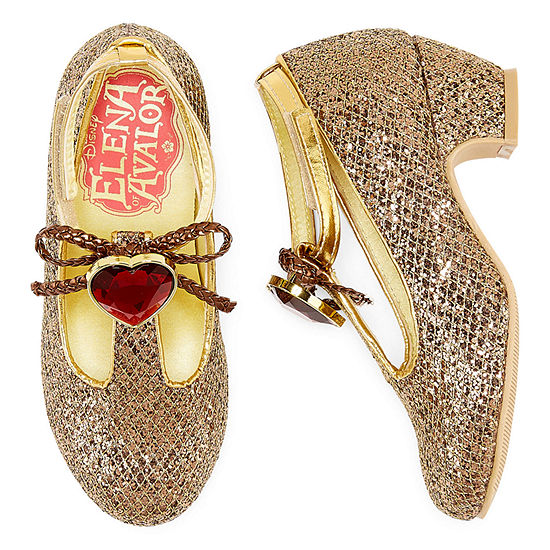 Disney Collection Elena Costume Shoes - Girls