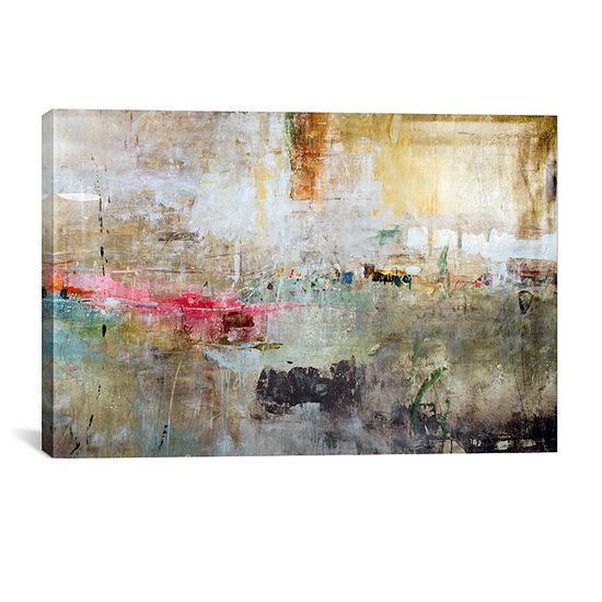 Rain Clouds by Julian Spencer Canvas Wall Art