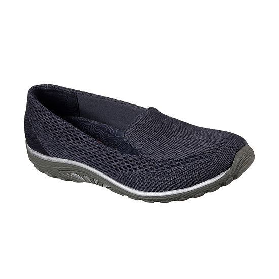 Skechers Womens Reggae Fest - Willows Slip-On Shoe