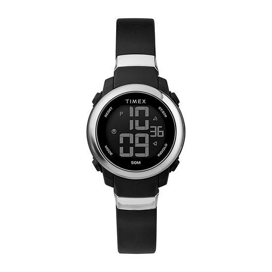 Timex Mens Silver Tone Strap Watch-Tw5m29300jt