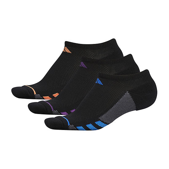 adidas Superlite 3 Pair No Show Socks - Womens