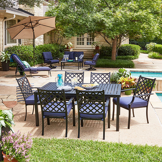 Outdoor Oasis San Luis 6-pc. Patio Dining Chair