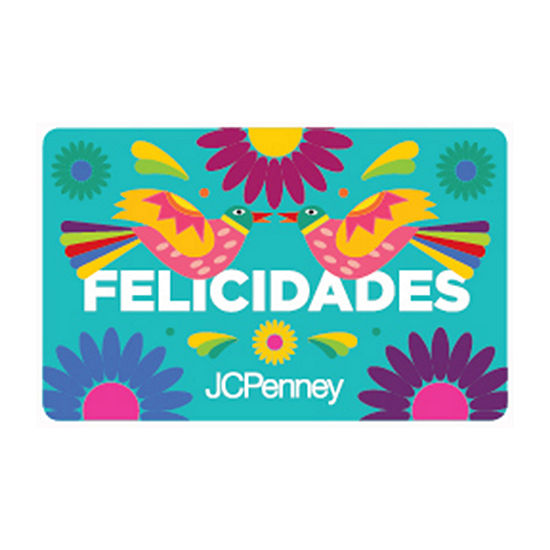 Hispanic Birds Gift Card