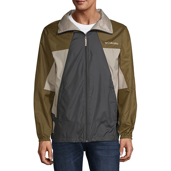 Columbia Point Park Hooded Lightweight Windbreaker
