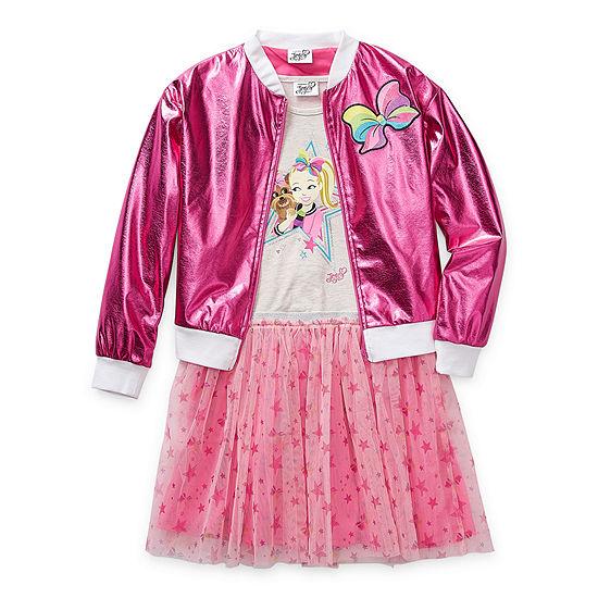 Jojo Siwa Little & Big Girls 2-pc. Skirt Set