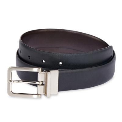 Stafford® Reversible Leather Belt