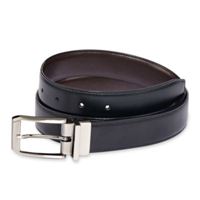 Stafford® Reversible Leather Belt