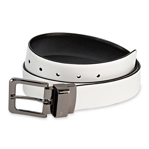 JF J Ferrar® Reversible Leather Belt