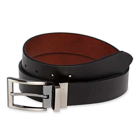 Claiborne® Reversible Feather-Edge Belt