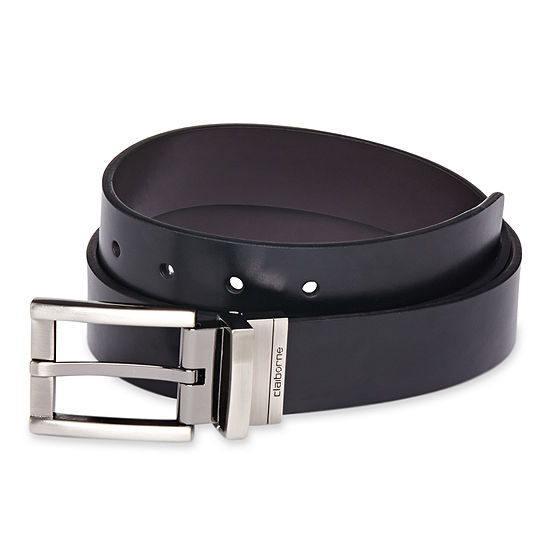 Claiborne® Reversible Belt w/Rounded Edge