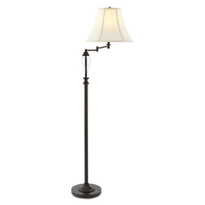 JCPenney Home™ Metal Swing-Arm Floor Lamp