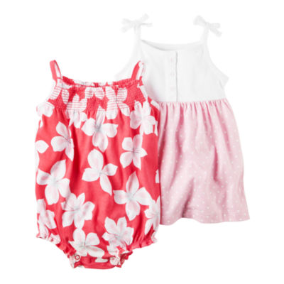 Carter's 2-pack Layette Set-Baby Girls