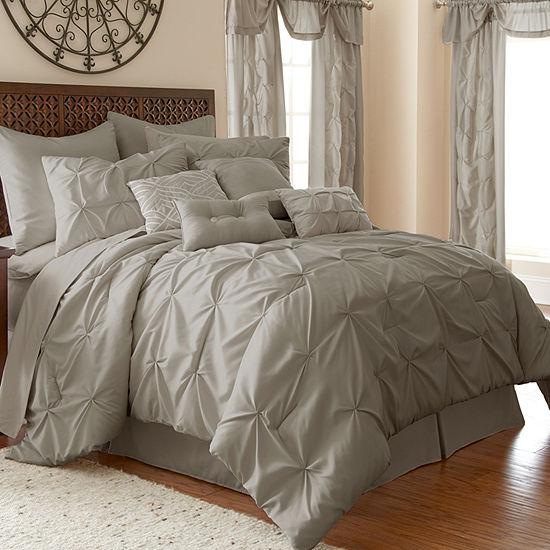 Pacific Coast Textiles Ella 24 Pc Comforter Set