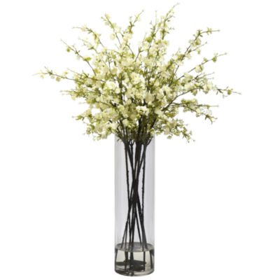 Nearly Natural Giant Cherry Blossom Arrangement