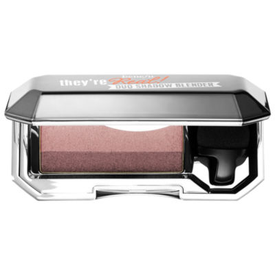 Benefit Cosmetics They'Re Real! Duo Eyeshadow Blender Beyond Easy Eyeshadow Duo