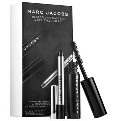 Marc Jacobs Beauty Bestselling Mascara & Gel Eyeliner Set