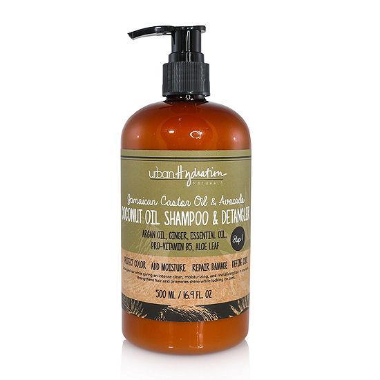 Urban Hydration Castor Oil Shampoo Shampoo - 16.9 oz.