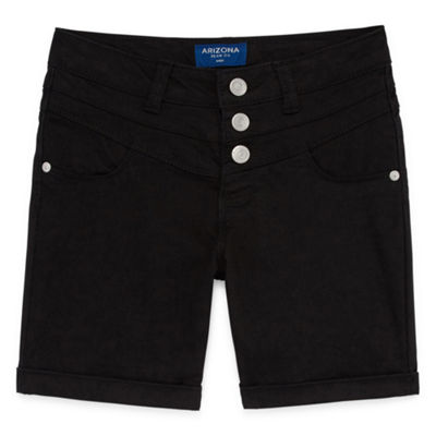 Arizona Midi Shorts Girls 4-16 and Plus