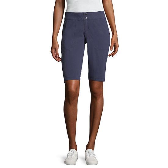 "Columbia Sportswear Co. Womens Mid Rise 12"" Bermuda Short"