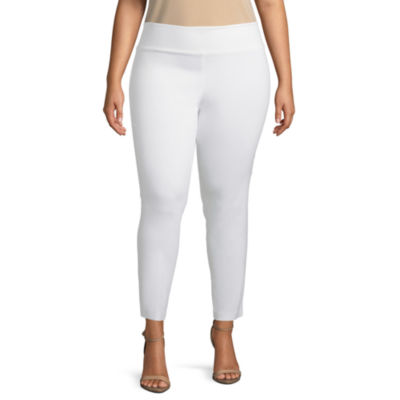 Alyx Pull-On Ankle Length Pant - Plus